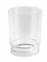 Verre et verre pour distributeur de savon, clair NANDRO