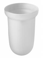 Mattglas zu WC-Bürstengarnitur, CHIC07, CHIC14, AMARILO, DOLANO NEW, LINDO