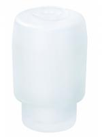 Récipient pour distributeurs de savon, opaque AMARILO inclus rondelle en caoutchouc
