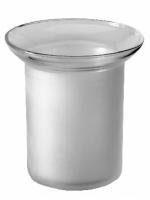 Mattglas zu WC-Bürstengarnitur AVENIDA, TENOS