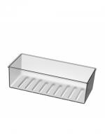 Kunststoffkorb matt zu Duschkorb CHIC14 Innendimension 25 x 11 cm