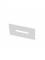 Zeitschriftenhalter weiss zu WC-Papierhalter CHIC14
