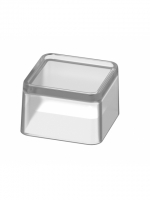 Glasdeckel matt zu Seifenspender Savonnette LIV
