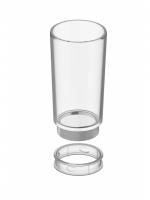 LIV Klarglas (Zubehör) inkl. Kunststoffeinlage