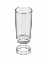 LIV Mattglas (Zubehör) inkl. Kunststoffeinlage