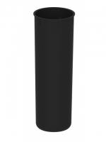 Kunststoffeinsatz schwarz zu Bürstengarnitur NIA
