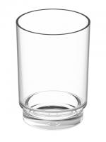 Glas BPA-frei, Tritan-Kunststoff, unzerbrechlich NIA, LINDO 19